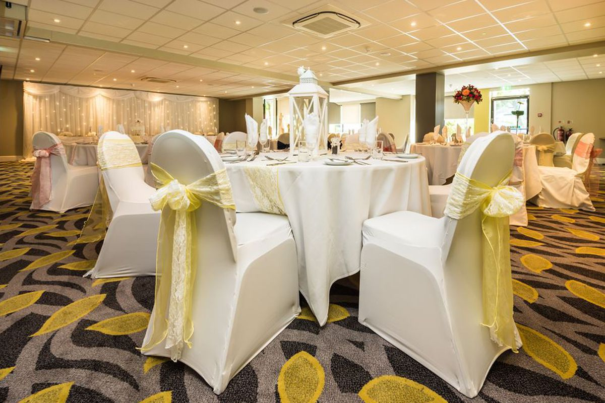 Wedding at Holiday Inn Lancaster