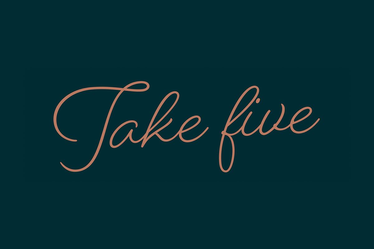 Take Five - Meeting & Event Offers Lancaster